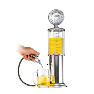 Mini Liquor Beer Dispenser Machine Single Gun Pump Gas Station Bar Drinking Beverage Pourer Wine Bucket Cooler Soda Bar Tool