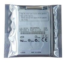 Nouveau 1.8 pouces 5mm CE ZIF MK4009GAL 40 GO de DISQUE DUR Pour IPOD VIDÉO CLASSIQUE Pour Dell Mini HP Mini ordinateur portable disque Dur Remplacer MK3008GAL