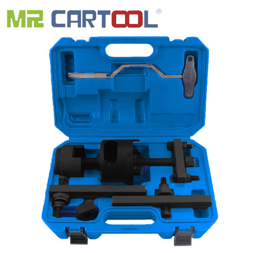 MR CARTOOL Double-Clutch Transmission Tool Set For VAG VW AUDI 7 Speed Gearbox DSG Double Clutch Installer Remover Special Tool