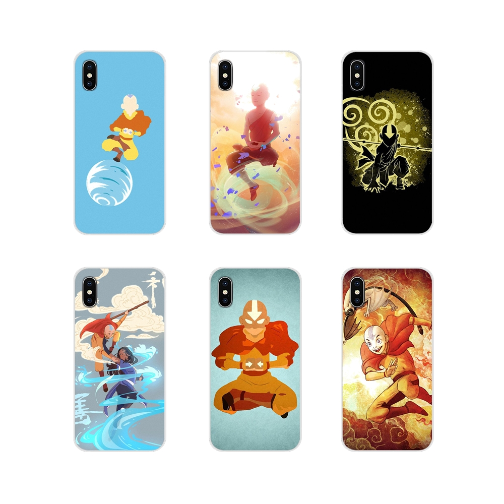 Avatar The Last Airbender luxury For <font><b>Huawei</b></font> Y5 Y6 Y7 Y9 Prime Pro <font><b>GR3</b></font> GR5 <font><b>2017</b></font> 2018 2019 Y3II Y5II Y6II Silicone Phone Skin <font><b>Case</b></font> image