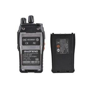 Image 5 - 100% oryginalny Baofeng BF 888s walkie talkie UHF BF888s 5W 16CH przenośne zegarki Talki 400 470mhz 888S CB dwukierunkowe Radio Comunicador