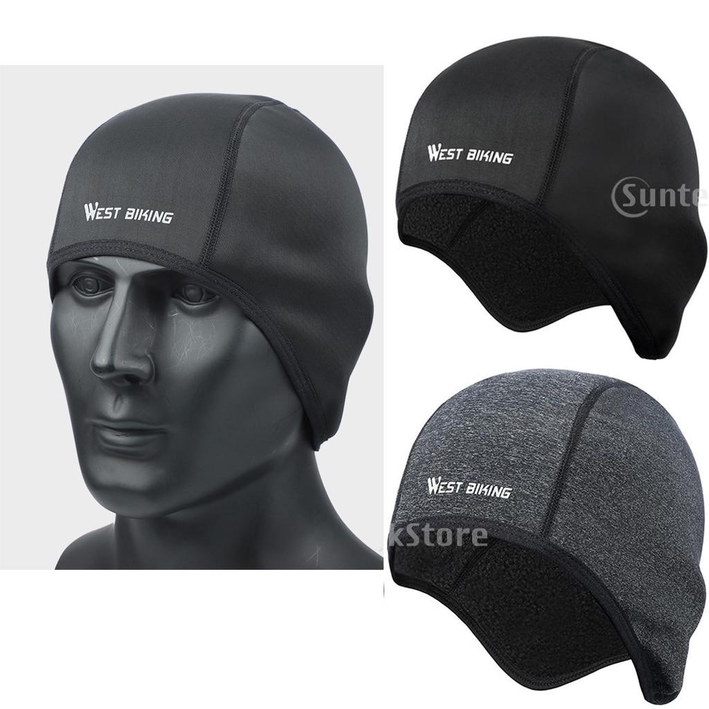 Cycling Helmet Liner Skull Cap Unisex Motorcycle Helmet Padding Replacement
