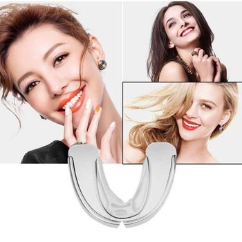 Dental Tooth Orthodontic Appliance Trainer for Adults Alignment Braces 3 Phases Teeth Trainer Whitening Tools image