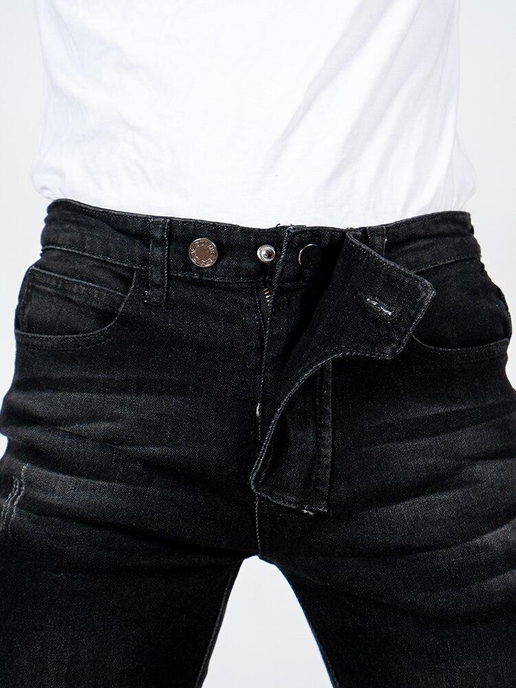 Novo 2019 homens e mulheres equitação jeans