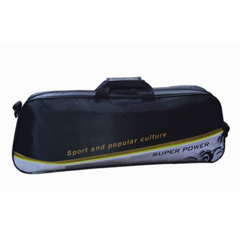 Waterproof Badminton Racket Bag Nylon Sport Bags For Badminton Squash Can Hold 1-3 PCS Rackets Padel Gymbag Handbag