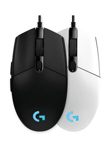 Image 3 - Logitech G102 LIGHTSYNC Wired Gaming Mouse Backlit Mechanica Side Button Glare Mouse Macro Laptop USB Home Office Logitech G102