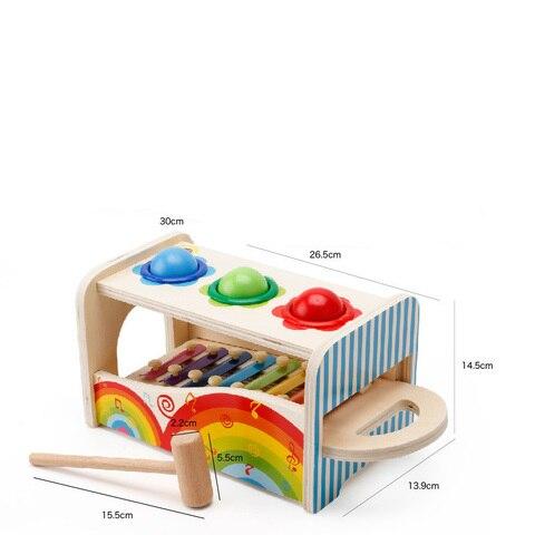 musica multifuncional batendo mesa brinquedos educativos de