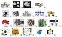 buyer order , 8mm slide letters , slide charms pendant , rubber stoppers