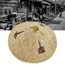 Шляпа оптовая продажа с фабрики шляпа клевером Бамбуковая тканая