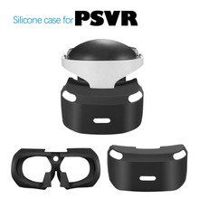 Anti-slip Silicone Skin for Sony PS VR 3D Viewing Glass Protective Case For PS4 PSVR Headset Cover PlayStation