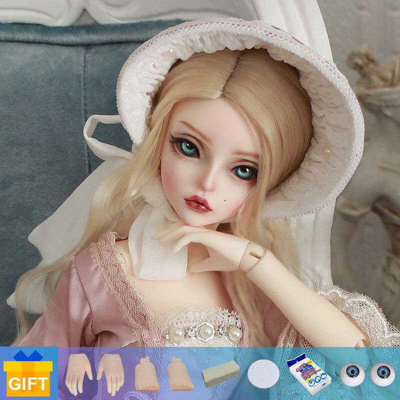 New arrival Minifee Liria BJD Dolls 1/4 bjd Body Jointed resin doll Children Toys for Girl Birthday Gift(China)