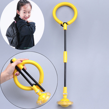 Toy Reaction Rope-Ball Flash Swing LED Outdoor Child-Parent Kids One-Foot Sports-Skip