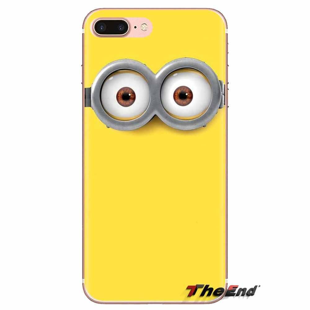 Siliconen Behuizing Case Bee Cartoon 3D Model Desktop Voor LG Geest Motorola Moto X4 E4 E5 G5 G5S G6 Z z2 Z3 G2 G3 C Play Plus Mini
