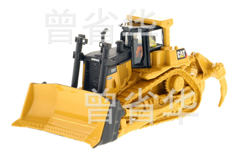 New Style DM Series CAT Engineering Vehicle Toy Model 1: 87 D9t Track Bulldozer Ho Ratio 85209