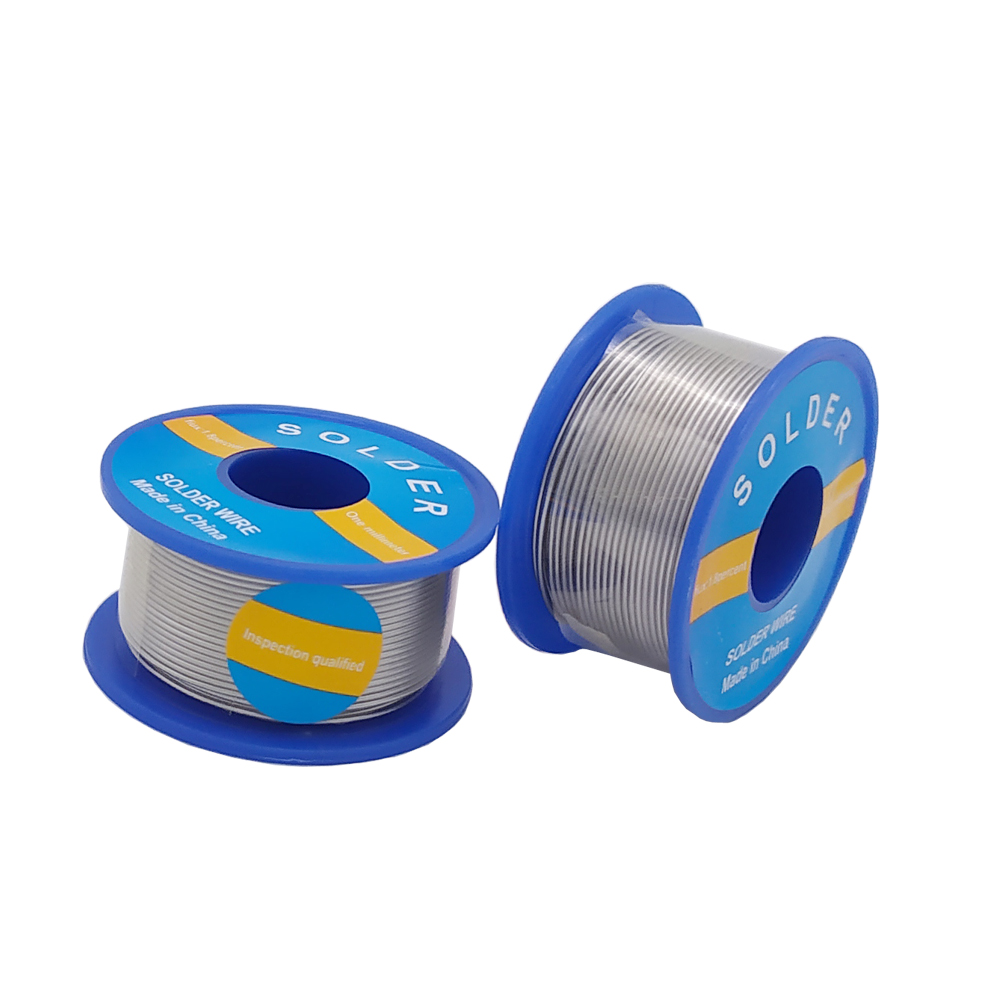 Solder Wire 60/40 Tin Lead 20g 50g 80g 150g 500g Rosin Core For Electrical Soldering Electrical Repair