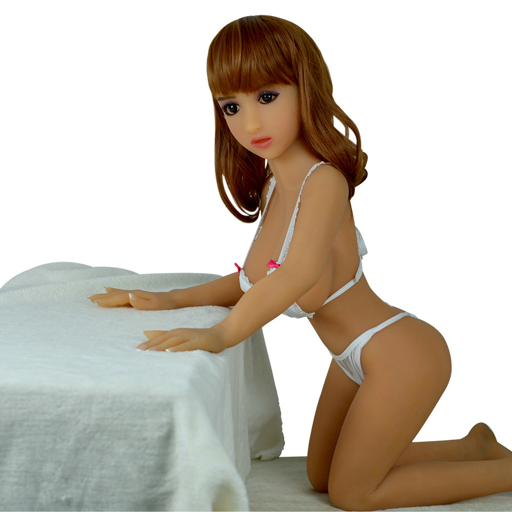 New Beauty <font><b>110cm</b></font> Silicone skeleton robot Solid <font><b>Doll</b></font> Simulator Male Masturbator Non-inflatable <font><b>Doll</b></font> sexual realistic anime sexy image