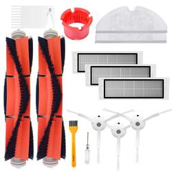 Vacuum Cleaner Main Side Brush Hepa Filter Mop Cloth Cleaning Tools Brush For Xiaomi E35 E25 E20 S50 S6 S51 Roborock