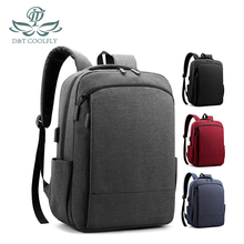 2020 New Fashion Large Capacity Backpack Hiking 15.6 inch Laptop College Student School Shoulder Bag Business USB Charge Bags