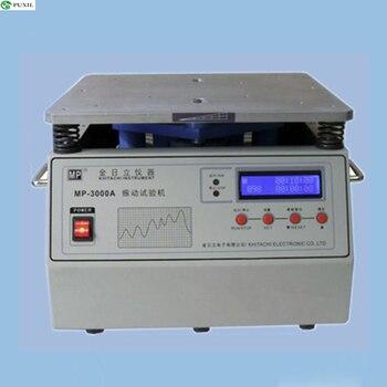 MP-3000A Stereo Vibration Test Bench Vibration Tester Vertical Power Frequency Vibration Table Machine 220V / 110V machine grinding vibration redverg rd sg30 90 vibration amplitude 2 5mm built in пылеудаления блокиро