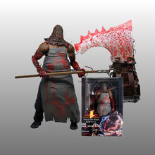 18cm Biohazard Executioner Majini Action Figure NECA Horror Brinquedo Presente do Dia Das Bruxas(China)
