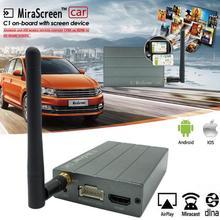 Mirascreen Car Home wifi display Dongle mirror screen wirele