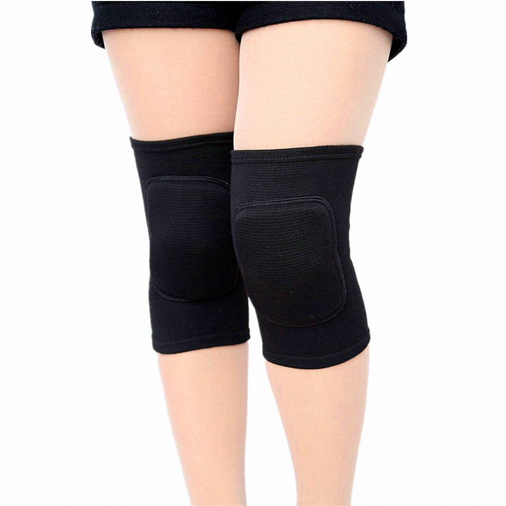 Sports Kneepad Dancing Knee Protector Volleyball Yoga Crossift Knee Brace Support Winter Leg Warmers Crossfit Workout Training