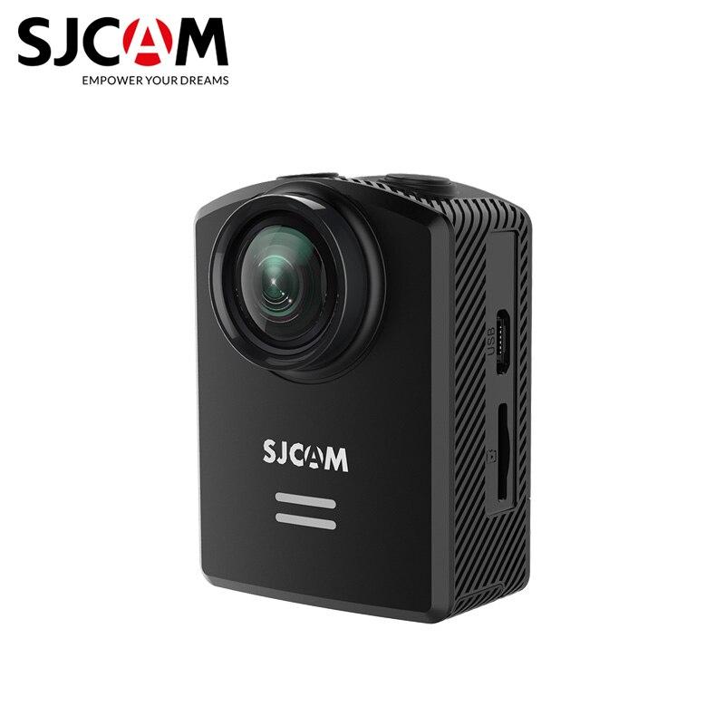 SJCAM M20 caméra vidéo sans fil, appareil photo à Action d'air WIFI étanche, 1080 P, NTK96658, caméra vidéo de casque de 12MP, sport, DV