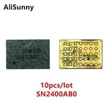 Alisunny 10 pçs sn2400ab0 35pin tigris controle de carregamento ic para iphone 6 s 6 splus u2300 peças