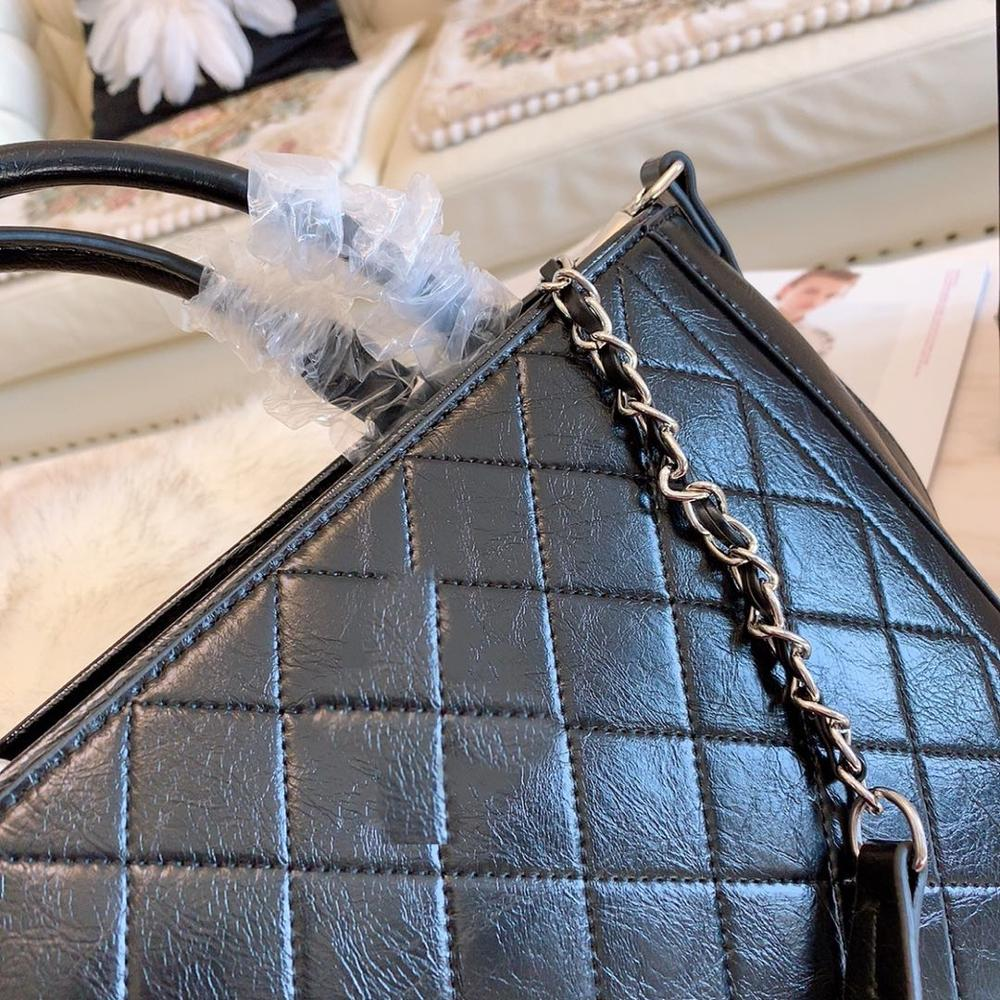 Модные женские сумки, сумки из натуральной кожи, Аллигатор, высокое качество, молния, дизайн, черный, красный, женские Офисные Сумки - 6