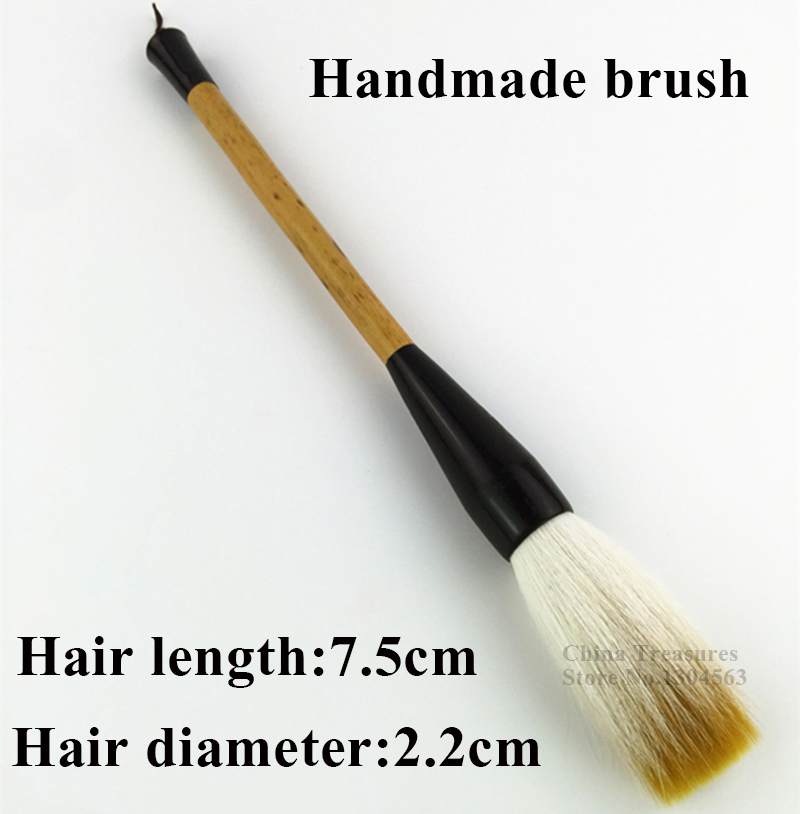 1piece,Good quality Big Size Chinese Calligraphy Writing Brush Pen Sumi-e Couplet Writing Chinese Calligraphy Supplies