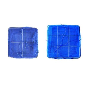 Folding Sun Fishing Nets Drying Cage Square Sun Fish Cage Sunfish Net Mosquito Cage Dry Net Fishing Tackle
