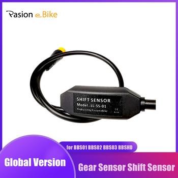 Gear Sensor Three Pin in One Waterproof Connector Electric Bike Shift Sensor For BAFANG Gear Sensor Mid Drive Motor Speed Sensor