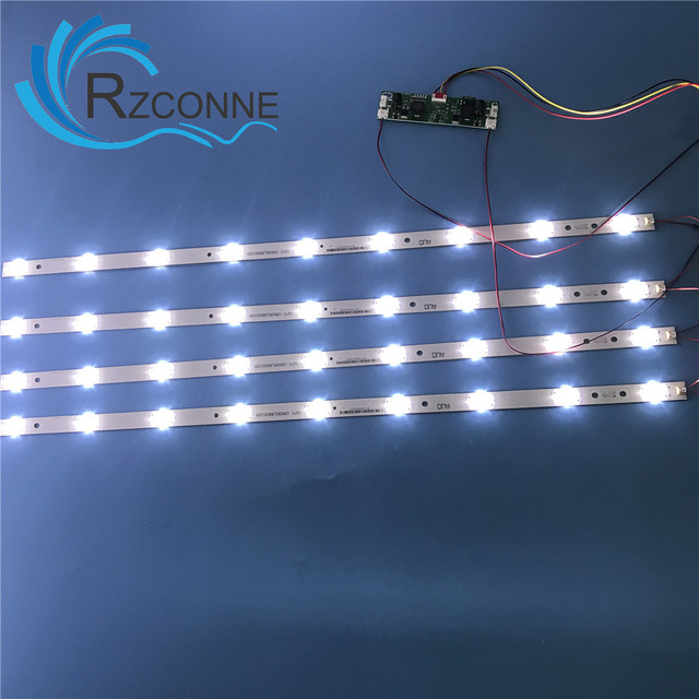 651mm*17mm 9leds LED Backlight Lamps LED with inverter for 32 inch  TV Monitor Panel and billboard