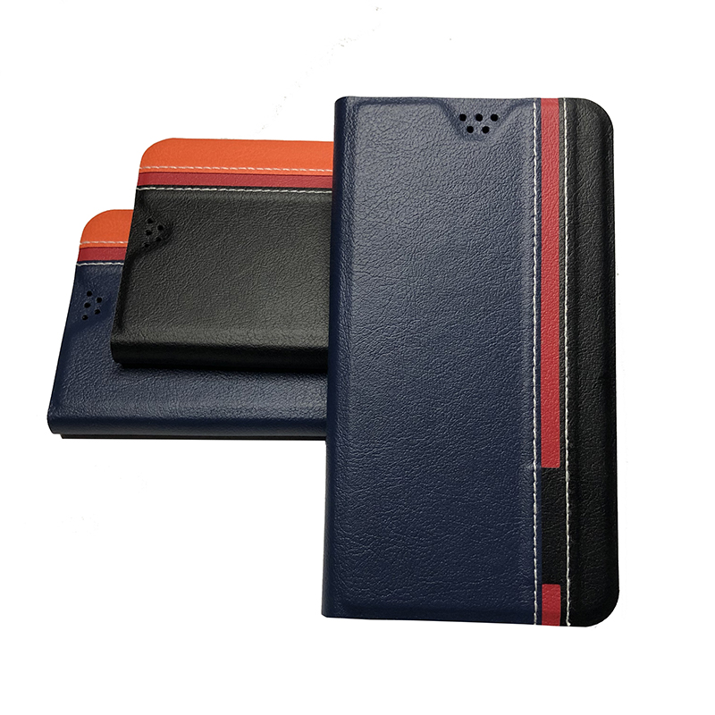 PU Leather Book Case For Microsoft <font><b>Nokia</b></font> <font><b>230</b></font> Wallet Flip Case For Microsoft <font><b>Nokia</b></font> <font><b>230</b></font> / For <font><b>Nokia</b></font> Lumia <font><b>230</b></font> Silicon Back Cover image