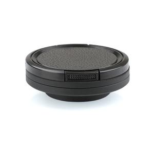 Image 5 - Кольцо адаптер объектива 52 мм из алюминиевого сплава с фильтром UV/CPL, комплект Повышающих Колец, крышка объектива для экшн камеры DJI OSMO, аксессуары