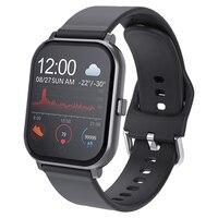 Mks5 relógio inteligente rastreador de freqüência cardíaca chamada/mensagem lembrete bluetooth smartwatch à prova dpk água relógio esporte de fitness pk p70 b57 Relógios inteligentes Eletrônicos -