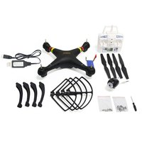 Globle Drone RC Drone Mini Portable 4 Axis Aircraft Aerial UAV Stabilized Helicopter FPV Remote Control Quadcopter With Camera