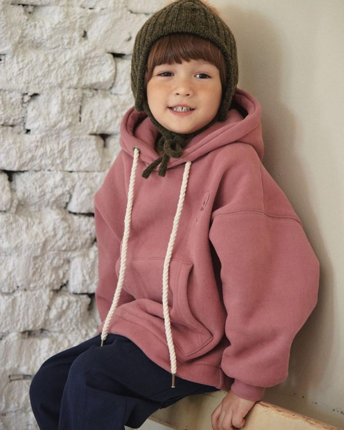 2020 New Winter LD Brand Kids Sweaters for Boys Girls Coat Fashion Print Warm Sweatshirts Baby Children Cotton Outwear Clothes 2