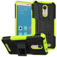 For Xiaomi Redmi Note 8 8A 8T 10 3 3S 4 4X 4A 5 5A 7 GO Plus S2 6 6A Pro Shockproof Silicone Kickstand Armor Phone Case Cover