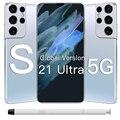 Смартфон S21 Ultra, 2021 дюйма, 10 ядер, 6,7*1440, 16 + 3200 ГБ, 32 + 50 МП, 512 мАч, Android 11