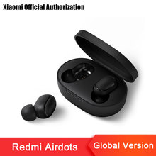 Xiaomi Redmi Airdots TWS Bluetooth 5.0 Earphone Stereo Wireless Active Noise Cancellation With Mic H