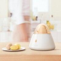 110-240V Household Mini Electric Egg Shaker HJDB-A001 Golden Egg Maker Yolk White Automatic Mixer Egg Tool Kitchen Appliance 36w
