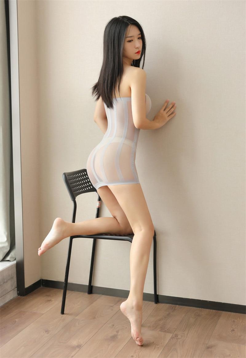 He7189995c0d44e08bcdc5f1ddf801180b sexy lingerie porno hot women's underwear sex toys erotic costumes intimate nightgown Elastic dresses sleepwear slips kimino