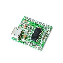 Nieuwe PAM8403 Dc 5V Mini Klasse D 2X3 W Usb Power Versterker Board Diy Bluetooth Speaker(China)