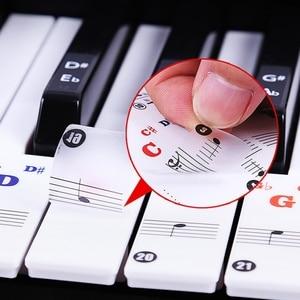 New 88/61 key color piano lett