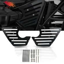 R nine T Pure/Racer Motorcycle Air Box Cover Protector Fairing For BMW R nineT Scrambler/Urban G/S Airbox Air Box Frame Cover недорого
