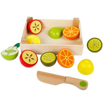 Wooden classic game simulation kitchen series toys Cutting Fruit and Vegetable Toys Montessori Early education gifts flyingtown montessori teaching aids balance scale baby balance game early education wooden puzzle children toys