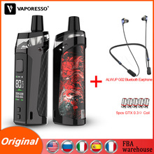 Newest Original Vaporesso TARGET PM80 Pod Kit with Built-in 2000mAh 0.3&0.2ohm GTX MESHED Coil Cartridge Capacity  4ml/2ml e-cig
