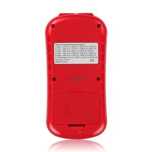 Image 2 - GM1312 Dual channel Digital Temperature Meter Professional thermometer Digital Measure High Precision Temperature Meter Tester