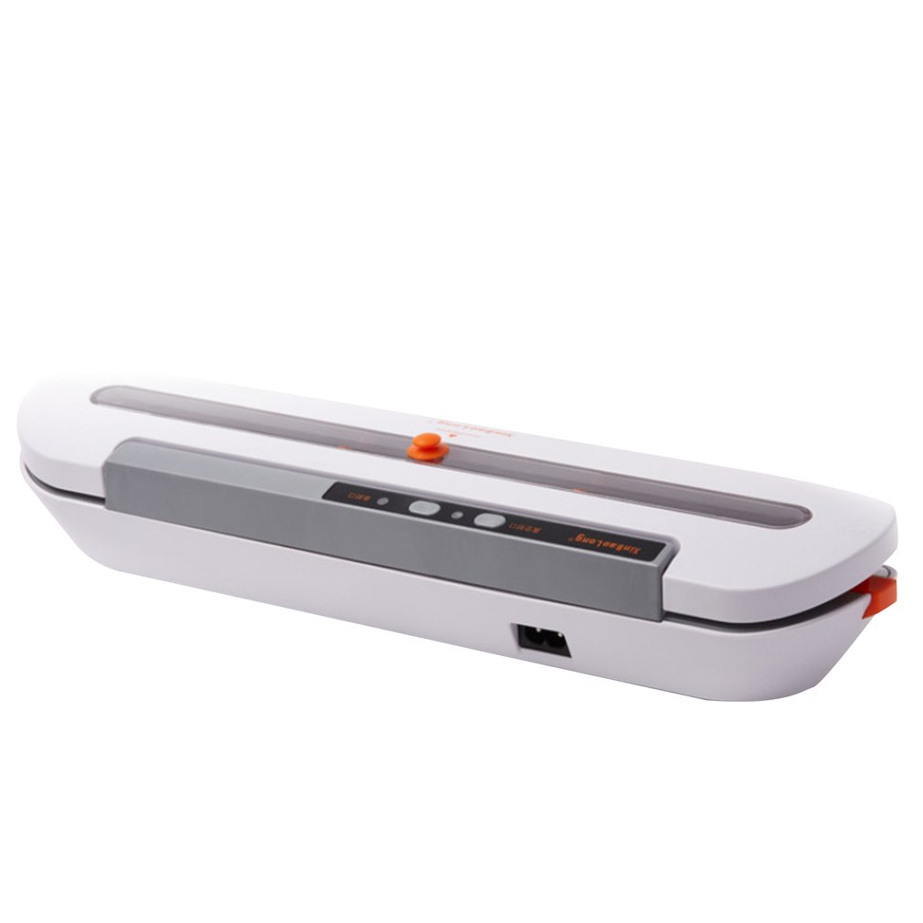 Automatic Food Vacuum Sealer Packer Packaging Machine Bags Free Vacuum Food Sealing Machine For Home Kitchen